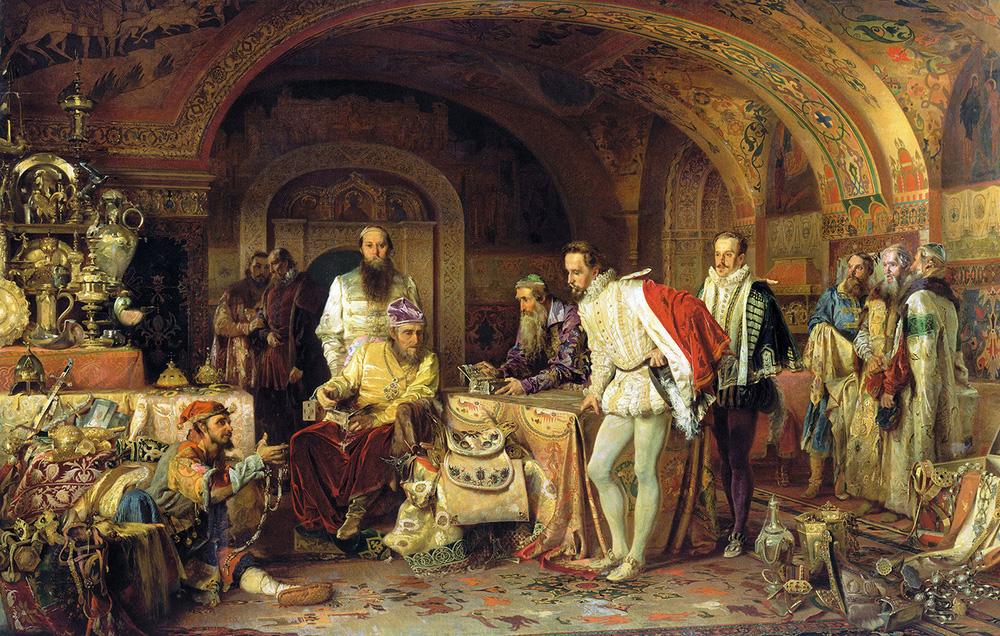 Muôn kiểu chữa bệnh lạ kỳ của các Sa hoàng Nga: Ivan Bạo chúa từng mê mẩn phương pháp xa xỉ này - Ảnh 2.