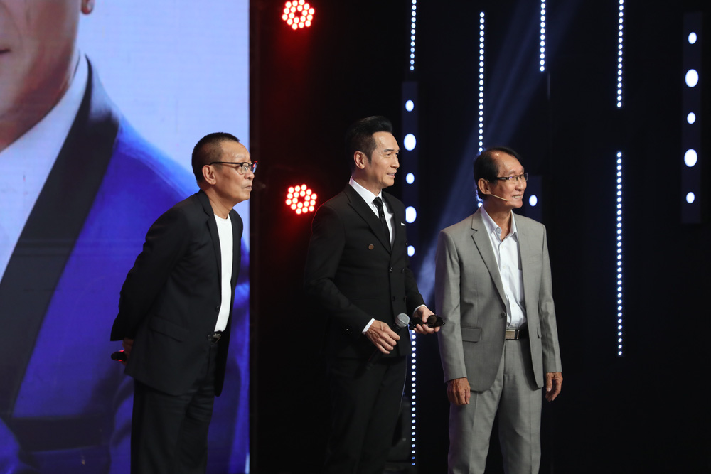 Danh ca Nguyễn Hưng khiến Lại Văn Sâm choáng vì 64 tuổi vẫn trẻ đẹp, nhảy sung - Ảnh 6.