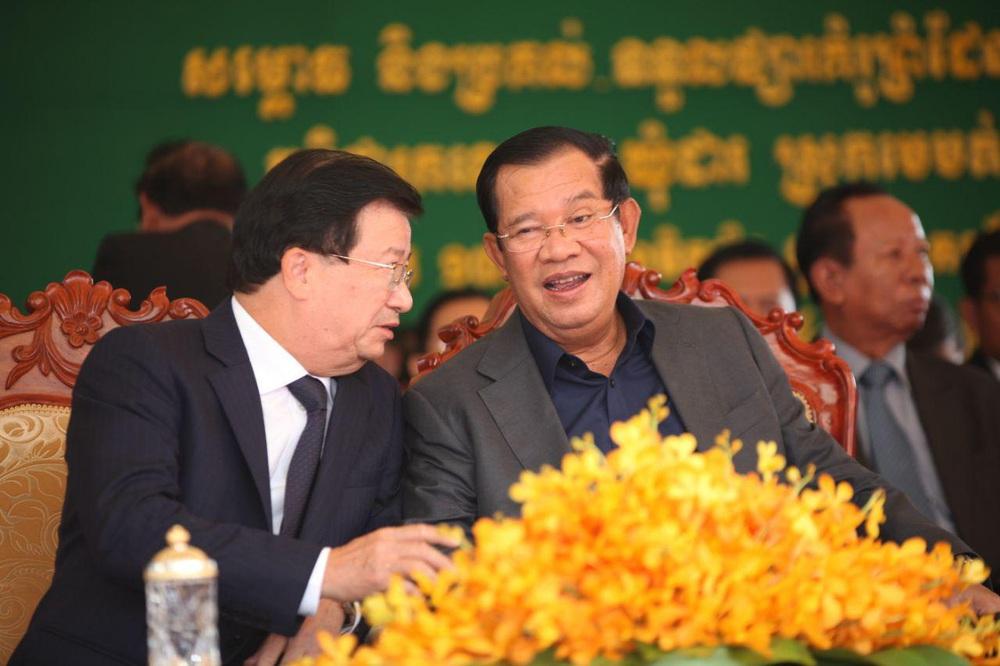 Thủ tướng Campuchia Hun Sen đáp trả thâm thúy khi bị vu cáo là con rối của Việt Nam - Ảnh 2.