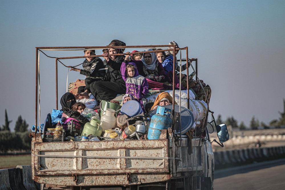 Chảo lửa Idlib lại rực cháy: Nga mặc sức tấn công như vũ bão, Thổ Nhĩ Kỳ chỉ biết ngậm đắng nuốt cay? - Ảnh 2.