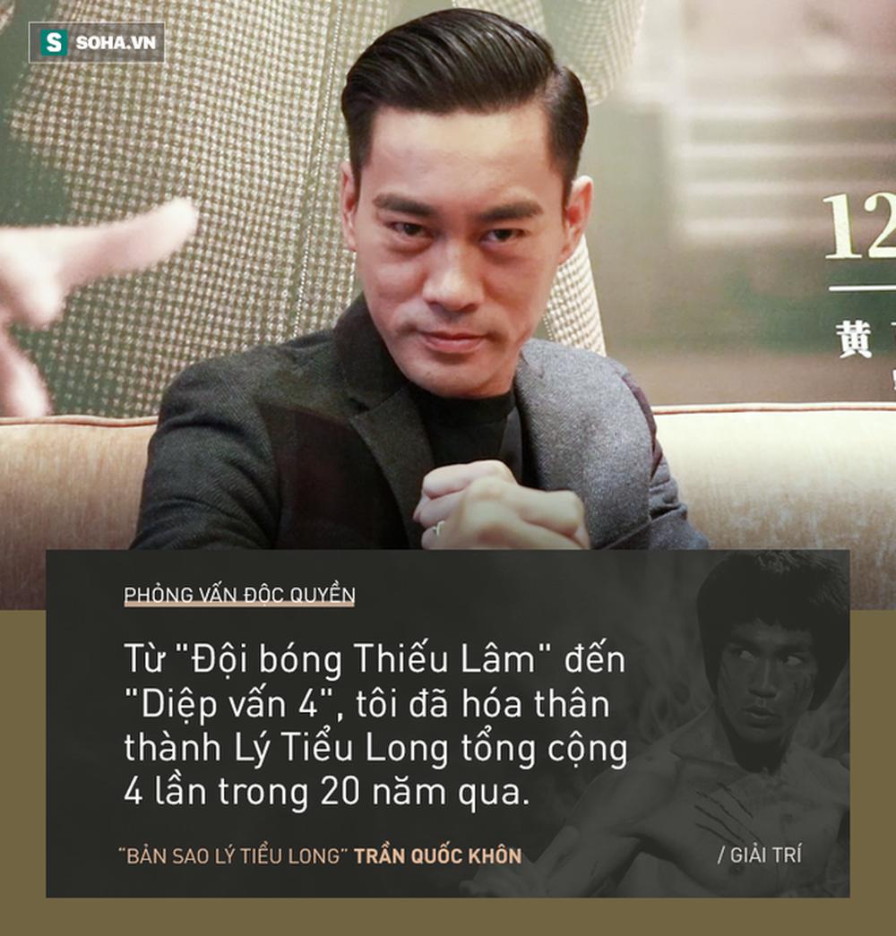 Phỏng vấn độc quyền sao Diệp Vấn: Có thể đóng Lý Tiểu Long tới 80 tuổi, tiết lộ bí mật về Châu Tinh Trì - Ảnh 8.