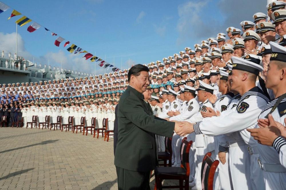 Khoe cơ bắp chưa đủ săn chắc bằng 2 tàu sân bay, Trung Quốc có làm nên trò trống? - Ảnh 2.