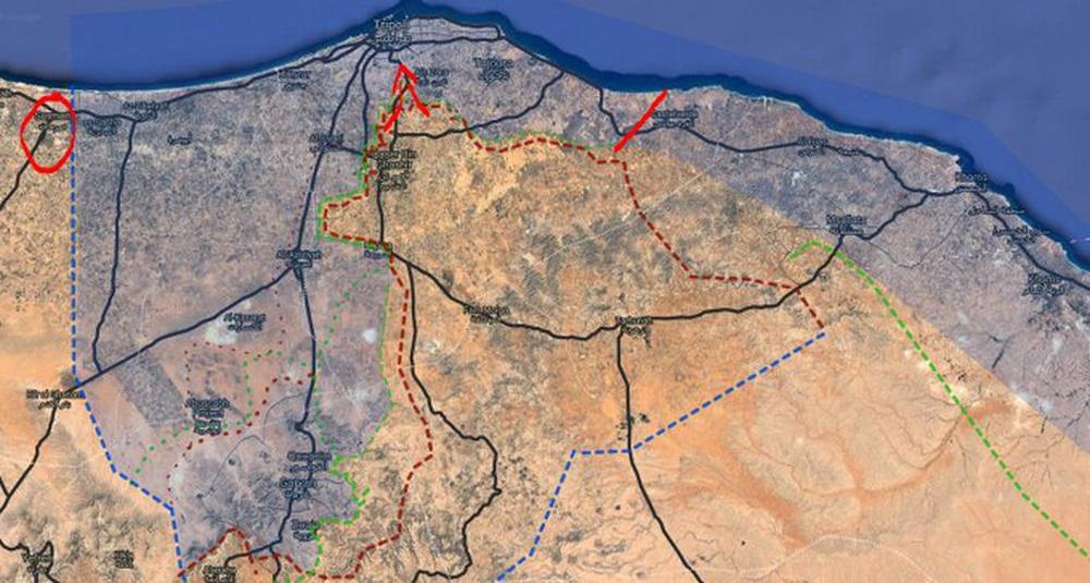 CẬP NHẬT: Không vận thành công 250 phiến quân Syria tới Libya, F-16 Thổ đánh rắn dập đầu một loạt căn cứ của LNA? - Ảnh 27.
