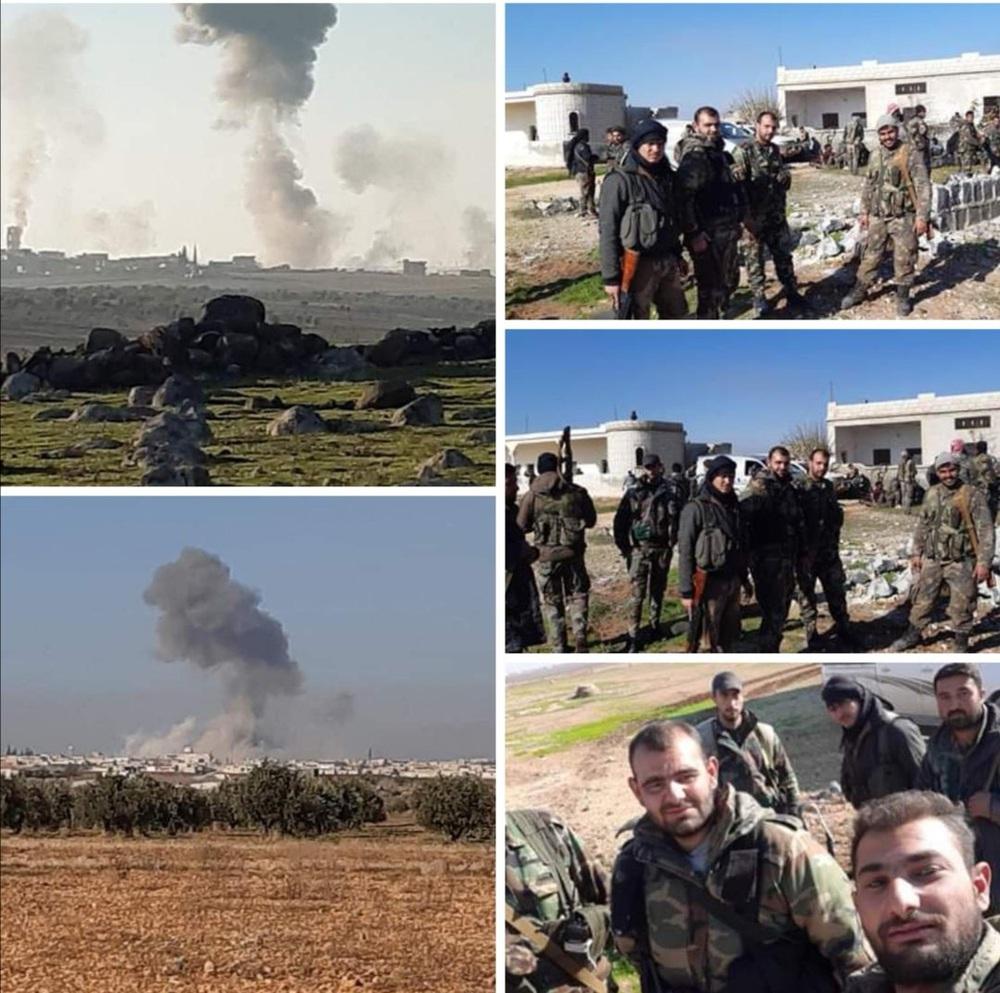 CẬP NHẬT: Không vận thành công 250 phiến quân Syria tới Libya, F-16 Thổ đánh rắn dập đầu một loạt căn cứ của LNA? - Ảnh 3.