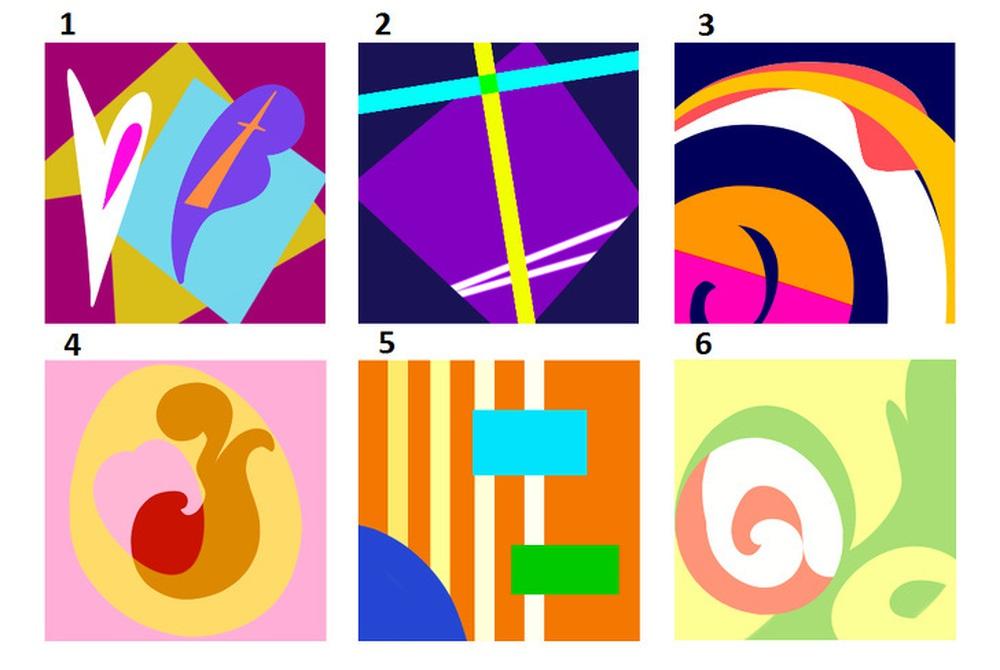 Nhìn thấy hình gì trước tiên ở mỗi ảnh? Nếu là con gà thì hẳn là bạn giỏi về khoa học - Ảnh 7.