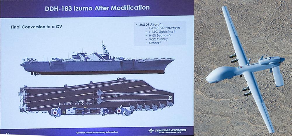 Nhật vũ trang siêu tàu sân bay bằng công nghệ tối tân của Mỹ: Đủ sức áp đảo Trung Quốc? - Ảnh 2.