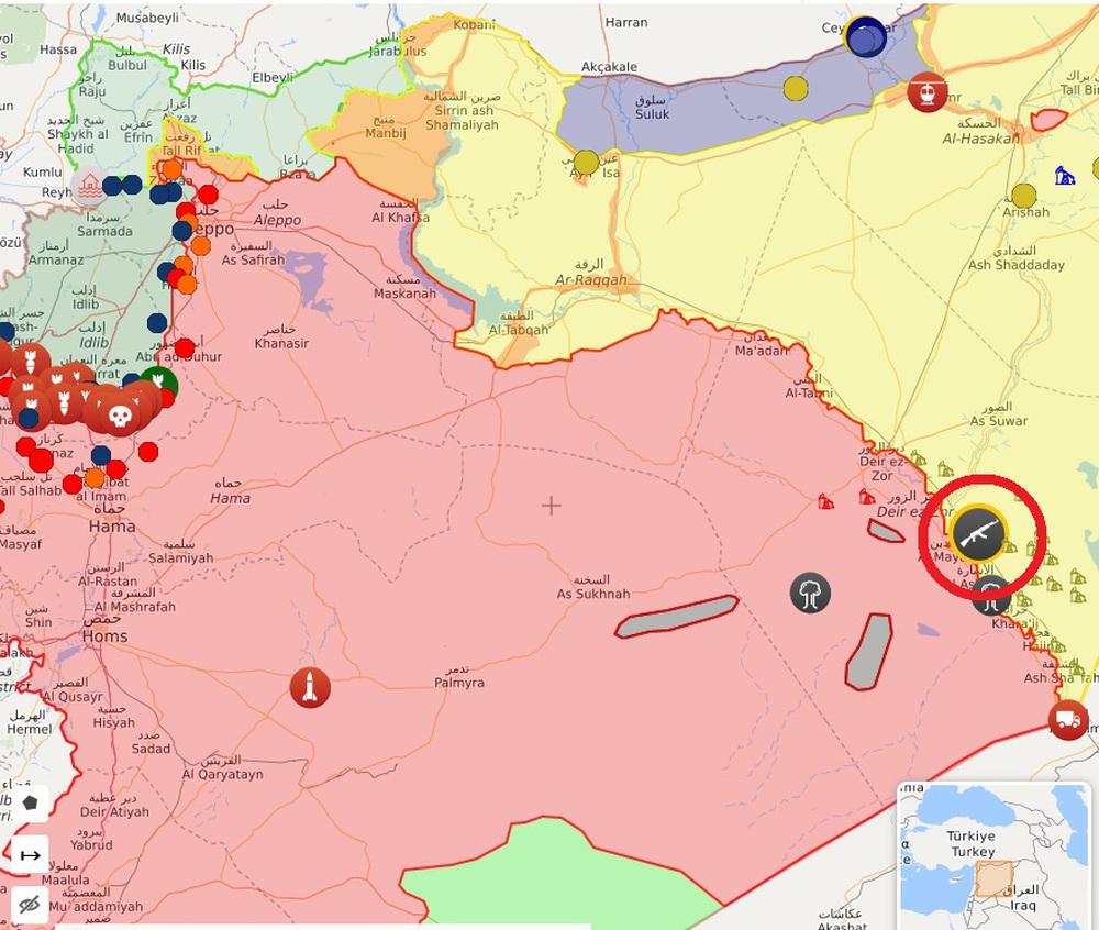 Iran bất ngờ đưa vũ khí nóng tới Syria, quyết chiến với Israel - Điều lo sợ nhất đã xảy ra? - Ảnh 11.