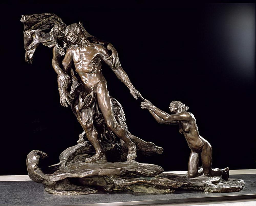 Nàng thơ Camille Claudel: Cuộc đời đầy nước mắt, chết trong cô độc của nhà điêu khắc Pháp - Ảnh 3.