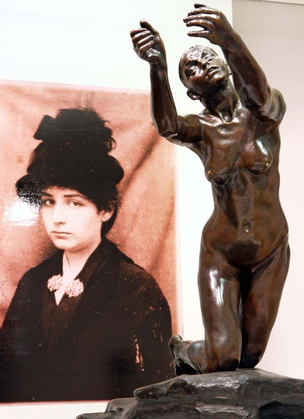 Nàng thơ Camille Claudel: Cuộc đời đầy nước mắt, chết trong cô độc của nhà điêu khắc Pháp - Ảnh 4.