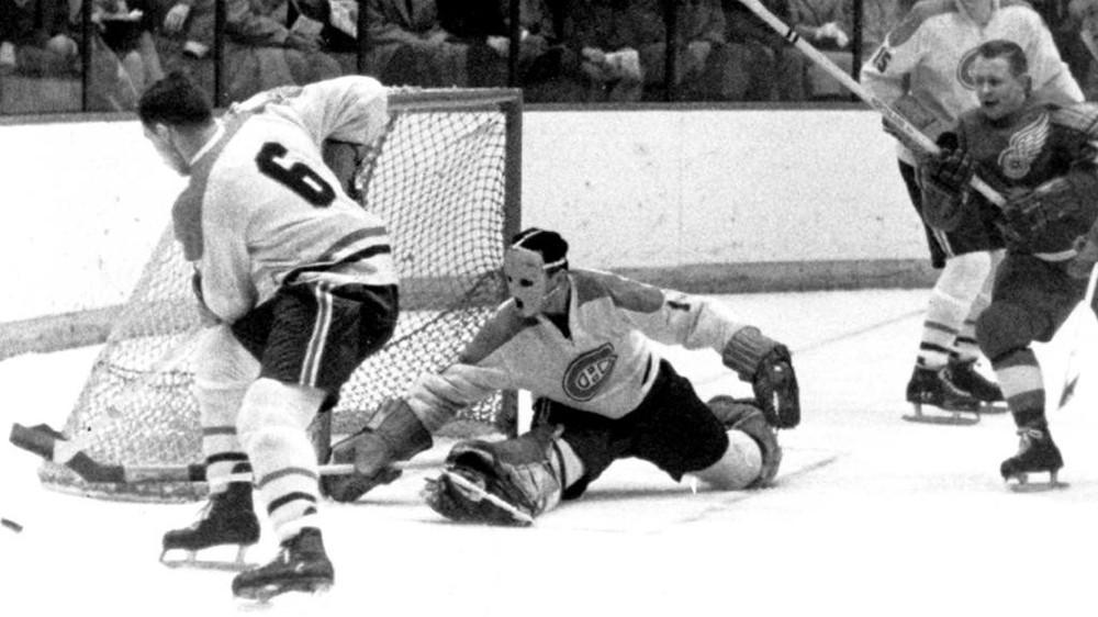 Google vinh danh Jacques Plante: Thủ thành NHL vĩ đại bậc nhất lịch sử - Ảnh 3.