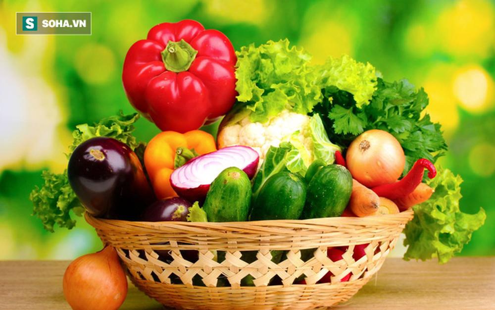 Rau quả tươi giúp giảm nguy cơ bệnh tật, ung thư: Tại sao nên ăn 7 phần rau quả/ngày? - Ảnh 1.
