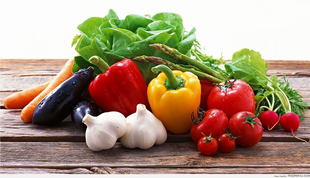 Rau quả tươi giúp giảm nguy cơ bệnh tật, ung thư: Tại sao nên ăn 7 phần rau quả/ngày? - Ảnh 2.