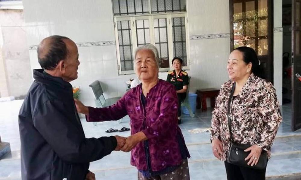 Xúc động ngày giỗ các chiến sỹ Biệt động Sài Gòn - Ảnh 1.