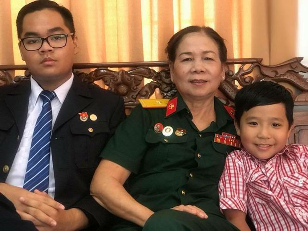 Xúc động ngày giỗ các chiến sỹ Biệt động Sài Gòn - Ảnh 8.