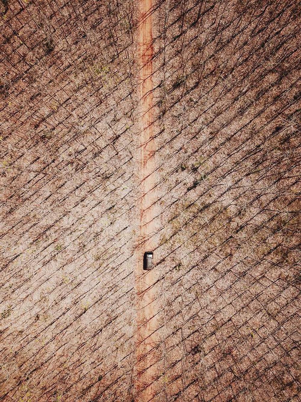 Ảnh độc: Có một Thái Lan bình yên và hút hồn đến bất ngờ khi nhìn từ trên cao - Ảnh 2.