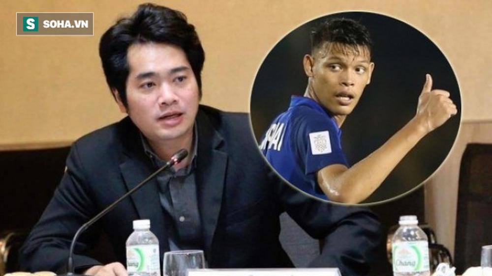 """Định """"tẩy thẻ"""" cho tội đồ từng đánh Đình Trọng, Thái Lan nhận câu trả lời phũ phàng từ AFC - Ảnh 1."""