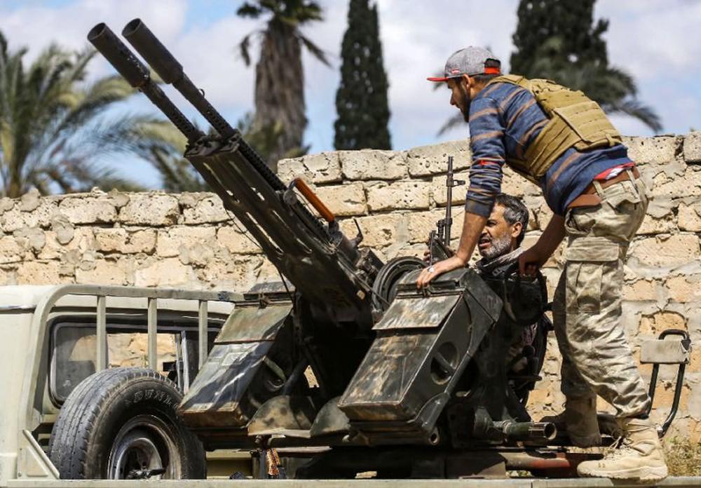 Washington nhất biên đảo, Nga-Mỹ hợp lực cùng phe: Vận mệnh của Libya đã được định đoạt? - Ảnh 2.