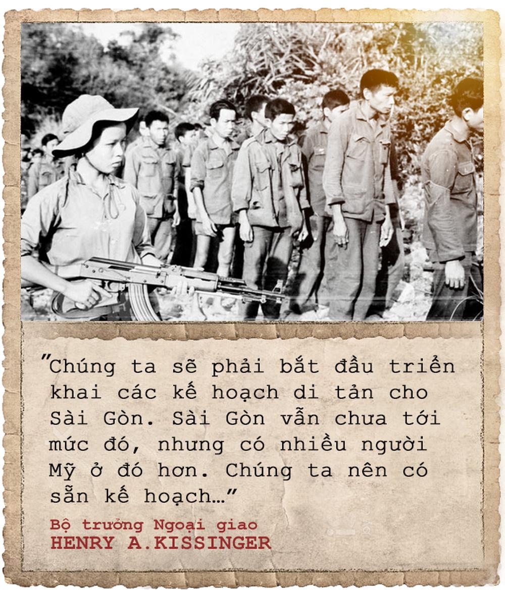 Cơn hấp hối của đế quốc Mỹ ở Sài Gòn tháng 4/1975 - Ảnh 2.