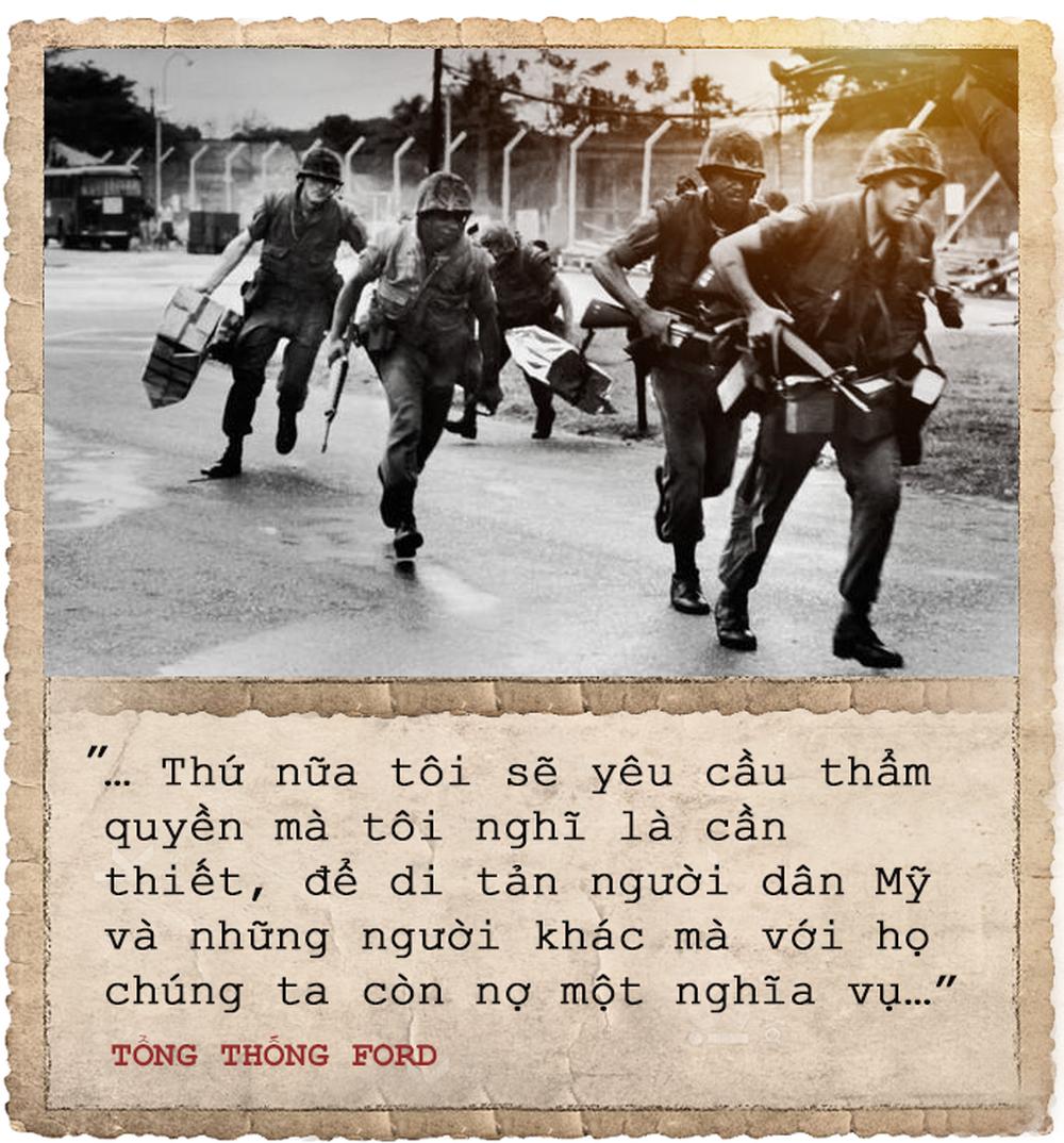 Cơn hấp hối của đế quốc Mỹ ở Sài Gòn tháng 4/1975 - Ảnh 6.