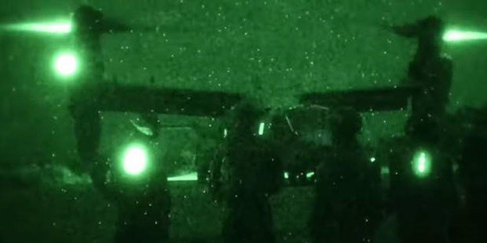 Răn đe Trung Quốc, thủy quân lục chiến Mỹ thực hành chiếm đảo - Ảnh 4.