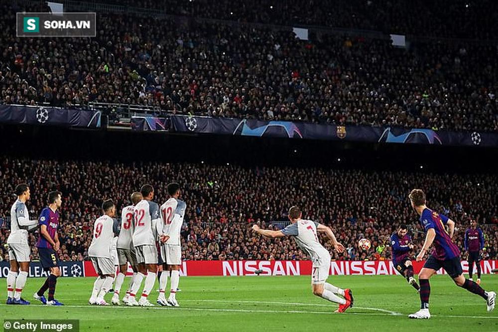 Huyền thoại Man United phát cuồng với siêu phẩm của Messi - Ảnh 2.