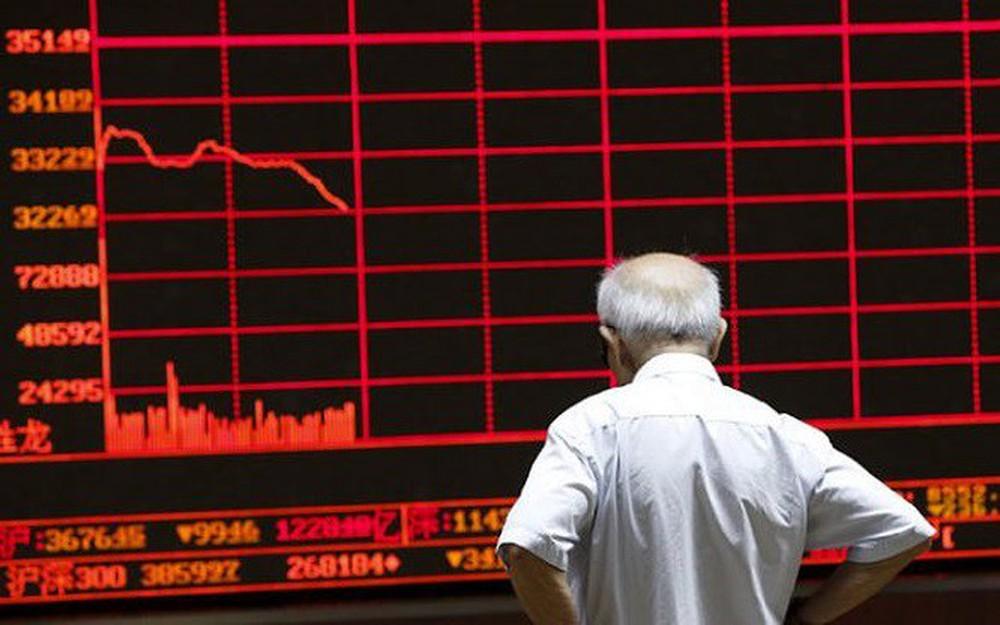 Trung Quốc hội tụ nhiều yếu tố dẫn tới sự sụp đổ của nền kinh tế - Ảnh 1.