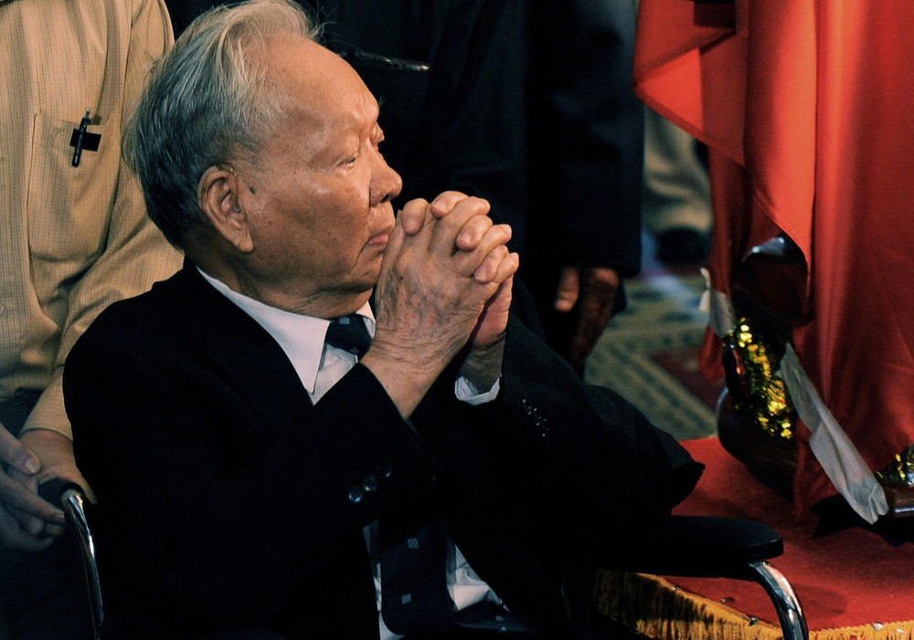 Ông Lê Mạnh Hà, con trai Đại tướng Lê Đức Anh: Đặc quyền lớn nhất mà gia đình chúng tôi có được là sự hi sinh - Ảnh 7.