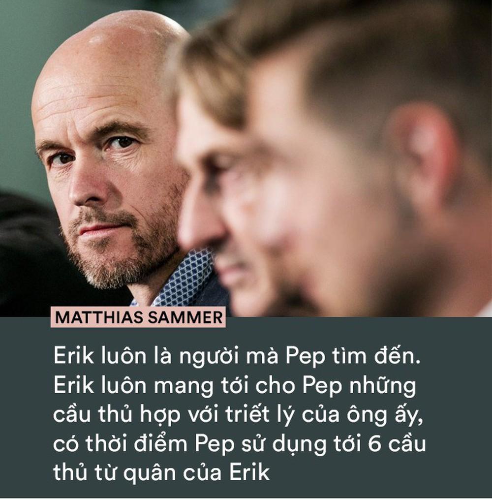 Ajax trở lại đỉnh cao nhờ kẻ bất tài trong mắt cha và yêu thơ của Louis van Gaal mê mệt - Ảnh 1.