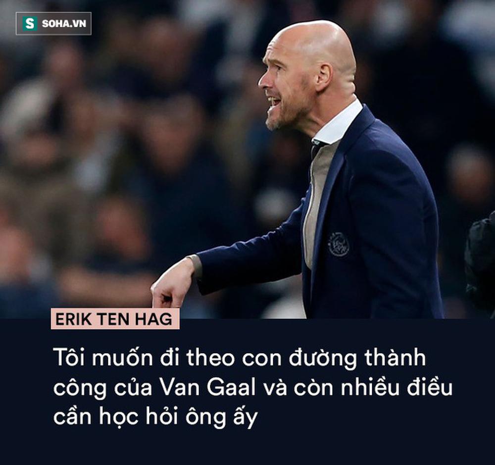 Ajax trở lại đỉnh cao nhờ kẻ bất tài trong mắt cha và yêu thơ của Louis van Gaal mê mệt - Ảnh 3.