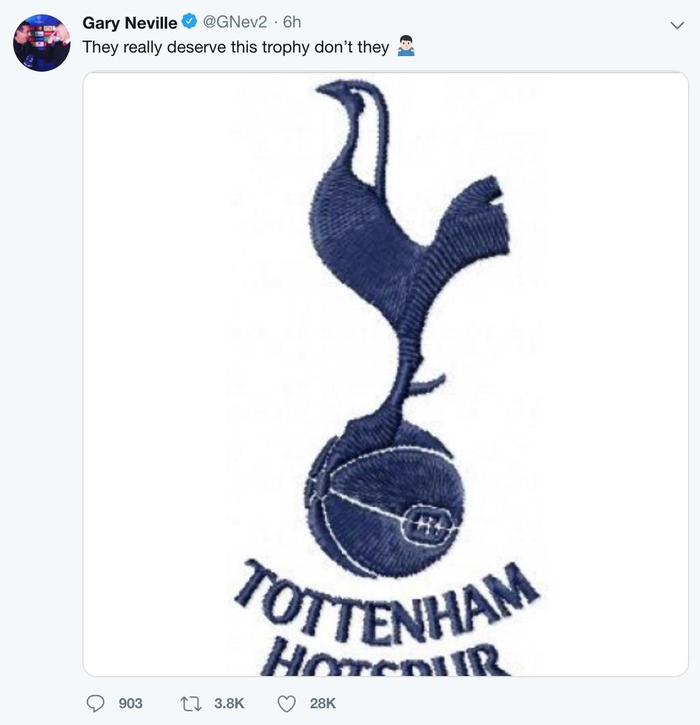 Tottenham ngược dòng kỳ vĩ, huyền thoại Man United giật tít khiến CĐV đắng ngắt mồm - Ảnh 3.