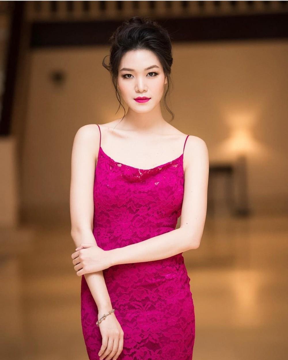 Hoa hậu Việt Nam 2008 Thùy Dung: Từ scandal Hoa hậu học dốt đến ồn ào bị vợ cũ đại gia dằn mặt và hạnh phúc giấu kín ở tuổi 30 - Ảnh 9.
