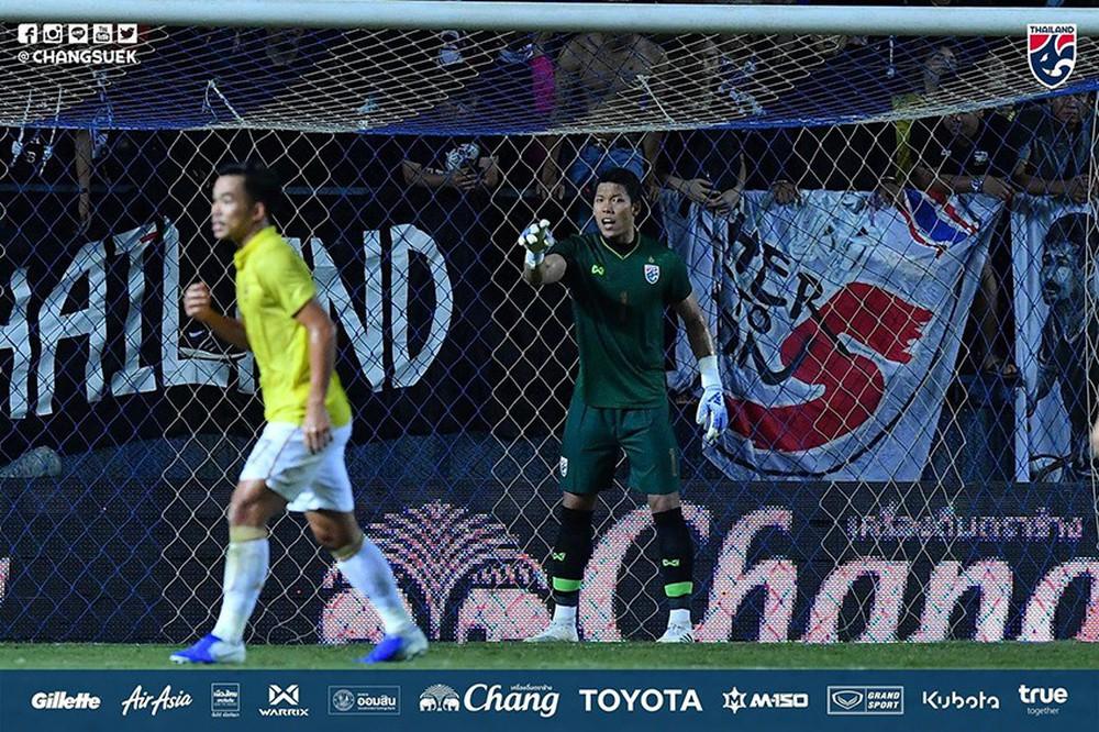 Thủ môn Thái Lan bất ngờ kể về pha ghi bàn của tuyển Việt Nam ở Kings Cup - Ảnh 1.