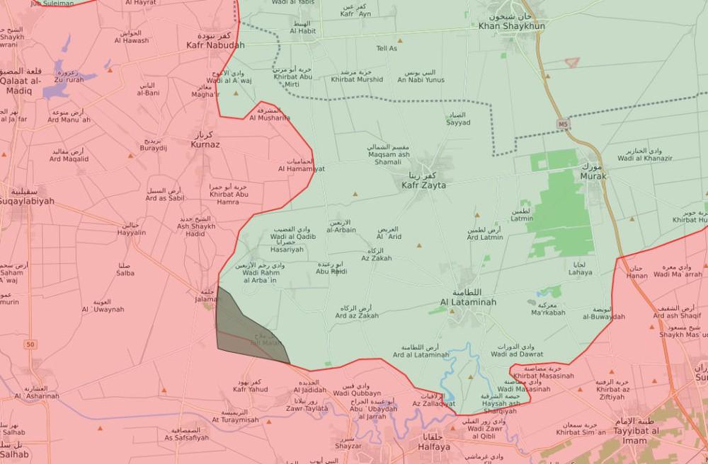 Tam giác thép Hama: 2 lực lượng Tiger và Sư đoàn 4 của Syria có gục ngã trước thiên đường? - Ảnh 1.