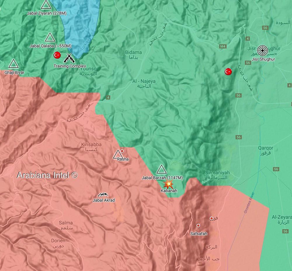 Tam giác thép Hama: 2 lực lượng Tiger và Sư đoàn 4 của Syria có gục ngã trước thiên đường? - Ảnh 6.