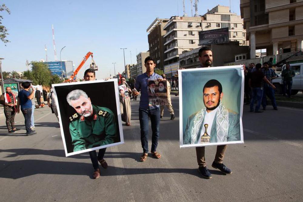 """Liên quân 4 nước Mỹ-Anh-Saudi-UAE đồng loạt """"dọn đường"""" không kích hủy diệt Yemen-Iran? - Ảnh 5."""