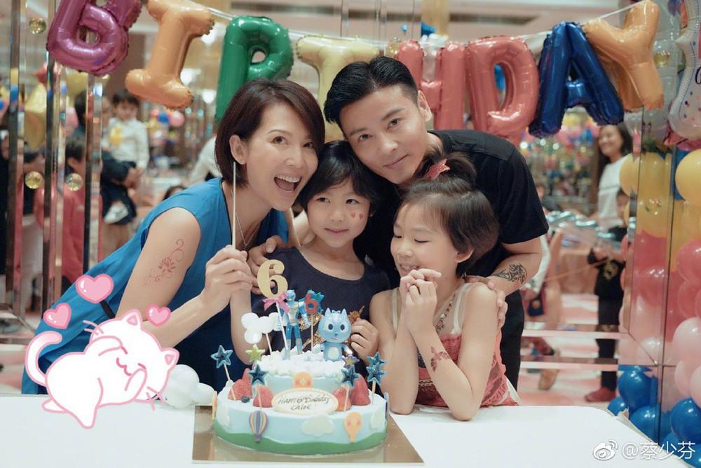 Hoa đán TVB Thái Thiếu Phân tuyên bố mang thai lần 3 ở tuổi 46 - Ảnh 3.