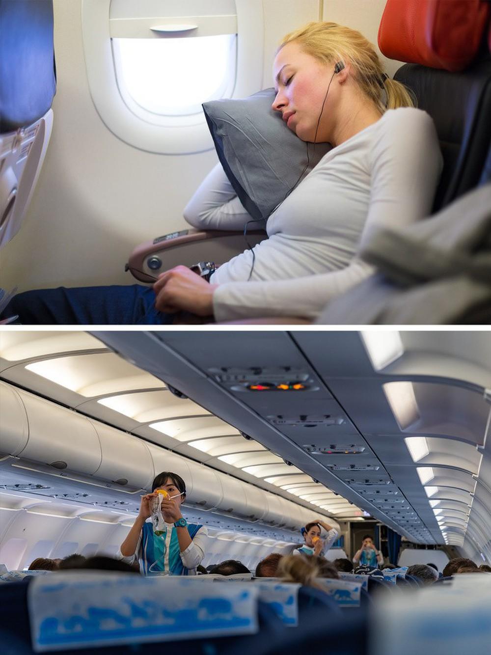8 thói quen kém sang trên máy bay cần phải bỏ ngay nếu không muốn bị đánh giá thậm tệ - Ảnh 4.