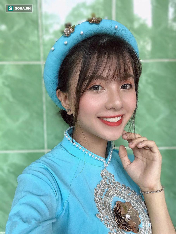 Nữ sinh 18 tuổi gây sốt trong trang phục Campuchia, nổi tiếng ở trường vì lí do đặc biệt - Ảnh 5.