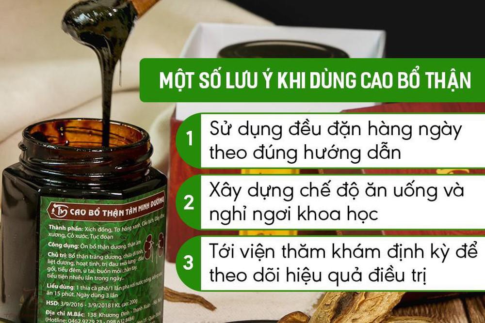 Bác sĩ Hoàng Thị Lan Hương giải đáp suy thận có chữa được không? - Ảnh 4.