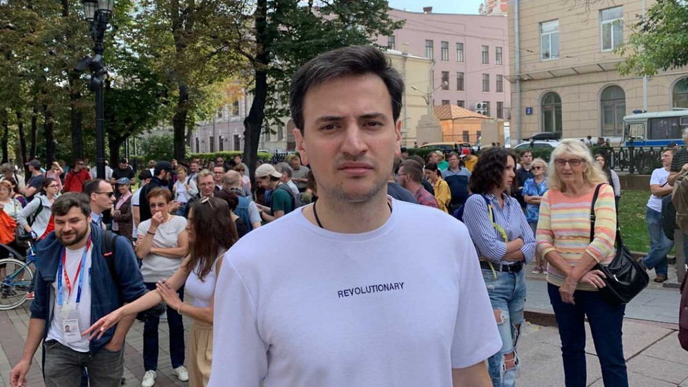 Người biểu tình Moskva cố làm cú chót và phản ứng bình thản bất ngờ của cảnh sát Nga: Cả 2 bên đã đổi chiến lược? - Ảnh 2.