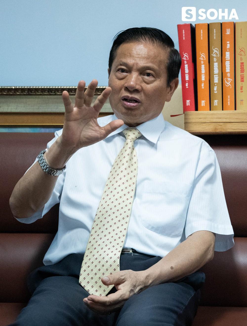 7 lời khuyên về sức khỏe của Đại tướng Võ Nguyên Giáp và bí quyết sống khỏe của Nguyên Bộ trưởng Lê Doãn Hợp - Ảnh 4.