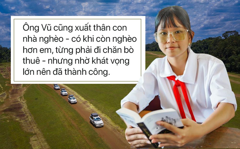 Thấy bố mẹ bị ép giá cà phê, cô bé nhà nông mơ làm nên nghiệp lớn theo gương Đặng Lê Nguyên Vũ
