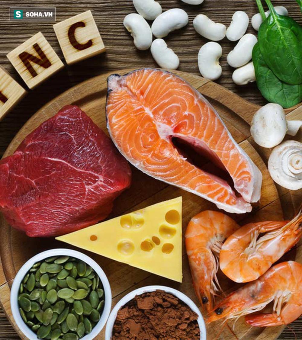 25 thực phẩm hàng đầu giàu chất kẽm bạn nên chú ý ăn thường xuyên - Ảnh 1.