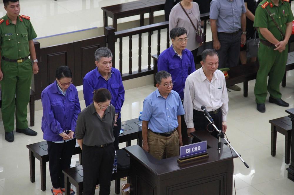 Xử vụ thất thoát nghìn tỷ tại Bảo hiểm xã hội VN: Vợ cựu Thứ trưởng Lê Bạch Hồng xin xem xét trả lại 2 BĐS - Ảnh 5.