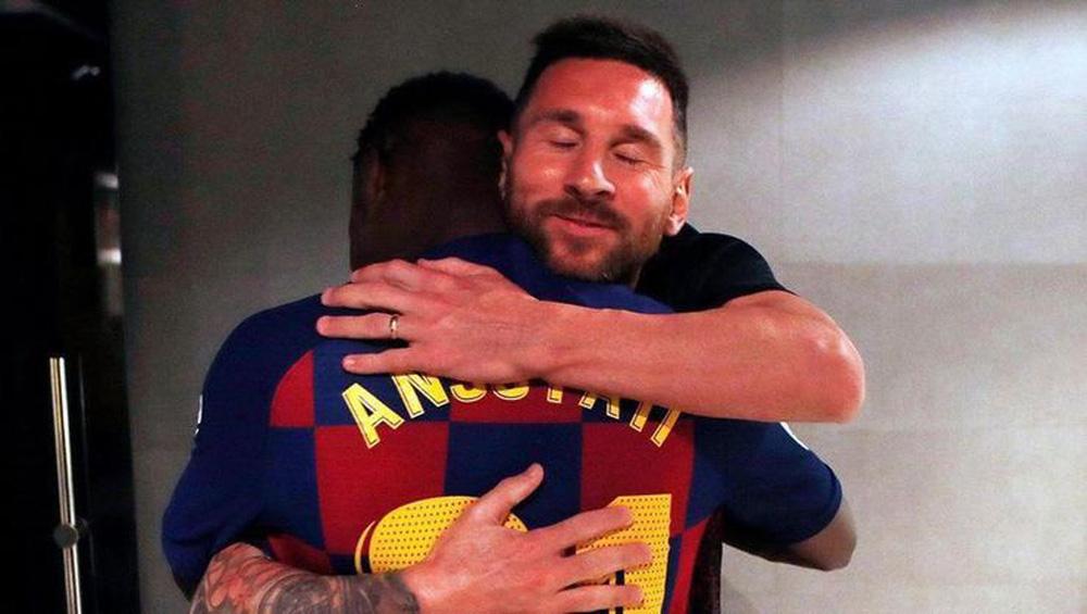 MU phải học Liverpool, Barca sợ mất thần đồng Ansu Fati - Ảnh 2.