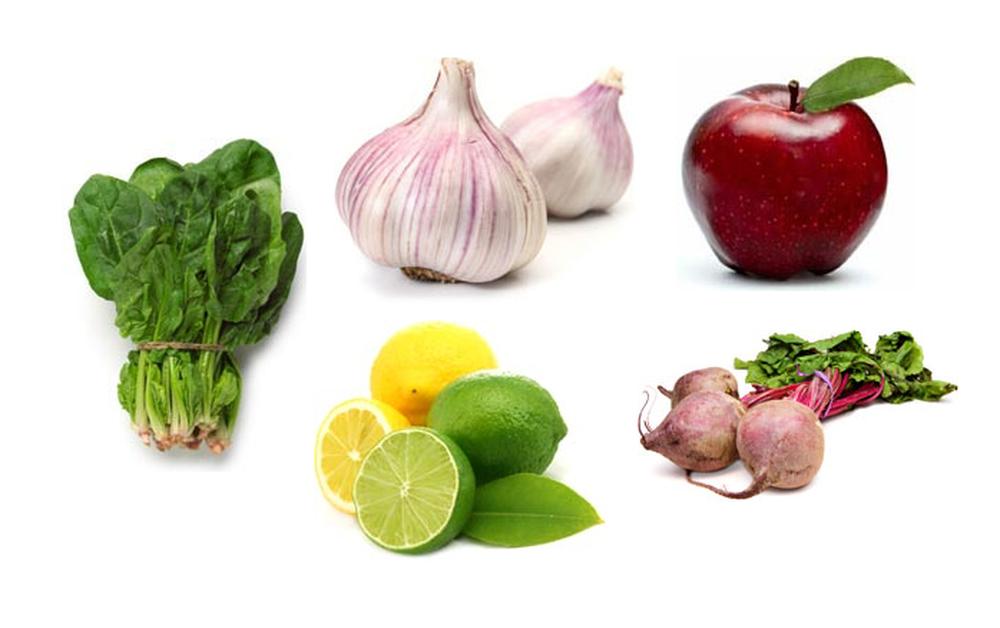 14 thực phẩm làm sạch gan - Ảnh 1.