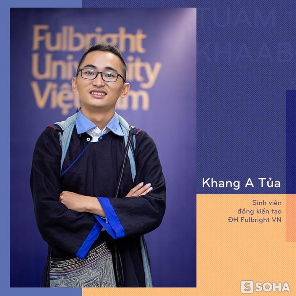 Con đường lạ lùng đến ĐH danh giá Fulbright của chàng trai người Mông dám bỏ ĐH Bách Khoa - Ảnh 3.