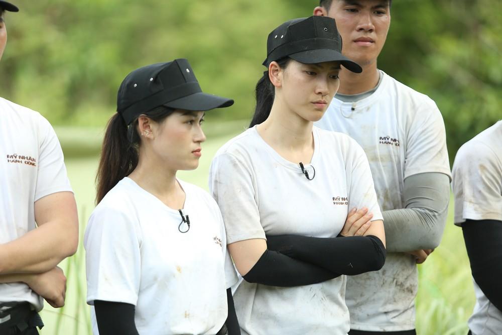 Phương Oanh nói thẳng với Trương Quỳnh Anh: Như thế không phải là chiến thuật mà là chơi xấu - Ảnh 11.