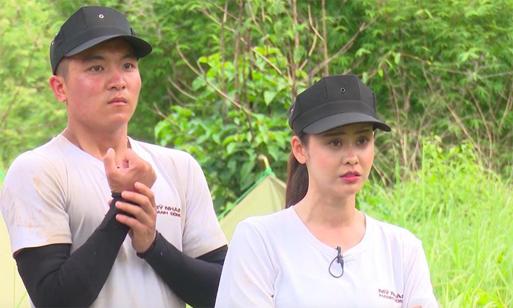 Phương Oanh nói thẳng với Trương Quỳnh Anh: Như thế không phải là chiến thuật mà là chơi xấu - Ảnh 6.