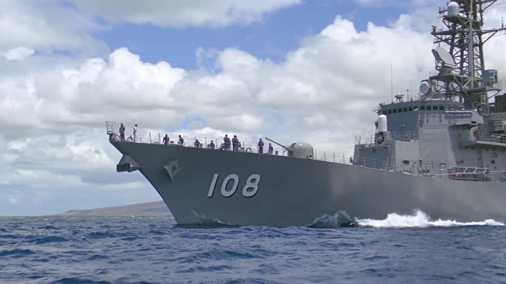 Chiến hạm Mỹ mang tên lửa Tomahawk diễn tập cùng ASEAN trên biển Đông - Ảnh 2.